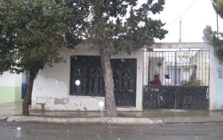 Foto de casa en venta en  nonumber, ignacio zaragoza 3er sector, saltillo, coahuila de zaragoza, 1622384 No. 01