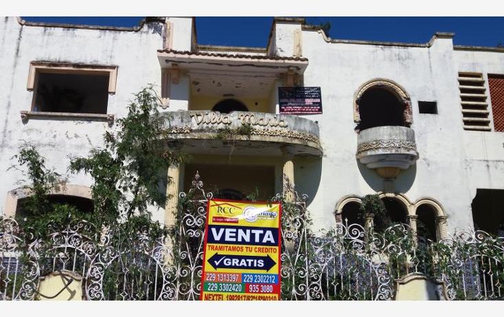Foto de terreno habitacional en venta en  nonumber, ignacio zaragoza, veracruz, veracruz de ignacio de la llave, 1724800 No. 01