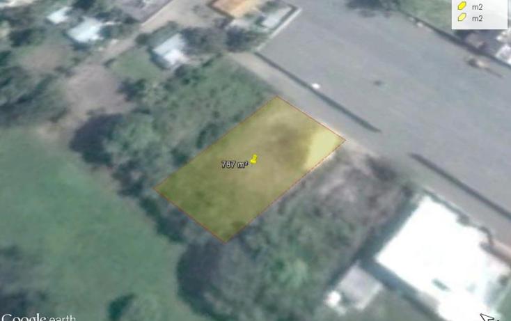 Foto de terreno habitacional en venta en  nonumber, infonavit las granjas, tuxpan, veracruz de ignacio de la llave, 1310285 No. 04