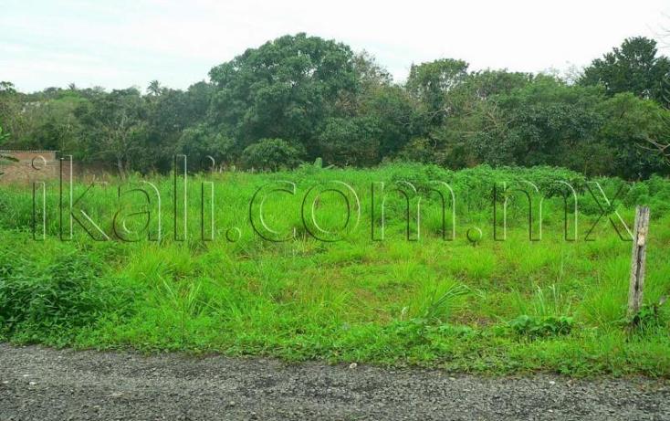 Foto de terreno habitacional en venta en  nonumber, infonavit las granjas, tuxpan, veracruz de ignacio de la llave, 1310285 No. 07