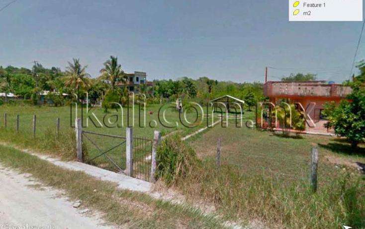 Foto de terreno habitacional en venta en  nonumber, infonavit las granjas, tuxpan, veracruz de ignacio de la llave, 1428085 No. 05