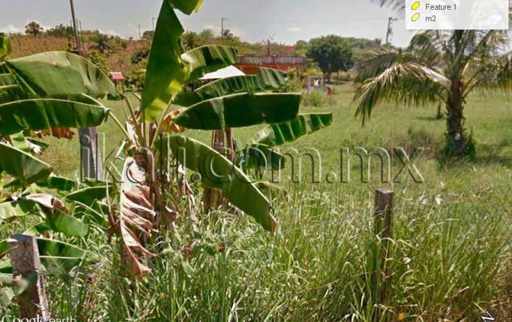 Foto de terreno habitacional en venta en  nonumber, infonavit las granjas, tuxpan, veracruz de ignacio de la llave, 1428085 No. 07