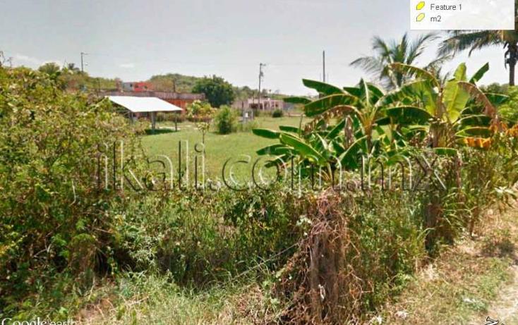 Foto de terreno habitacional en venta en  nonumber, infonavit las granjas, tuxpan, veracruz de ignacio de la llave, 1428085 No. 08