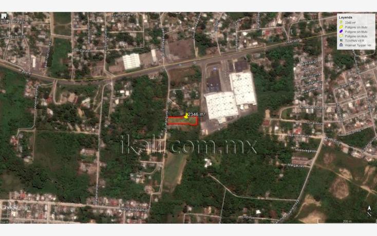 Foto de terreno habitacional en venta en  nonumber, infonavit las granjas, tuxpan, veracruz de ignacio de la llave, 1826242 No. 13