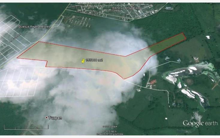 Foto de terreno habitacional en venta en  nonumber, infonavit puerto pesquero, tuxpan, veracruz de ignacio de la llave, 577616 No. 06
