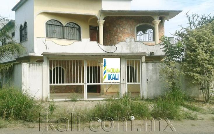 Foto de casa en venta en  nonumber, isla de juana moza, tuxpan, veracruz de ignacio de la llave, 973433 No. 01