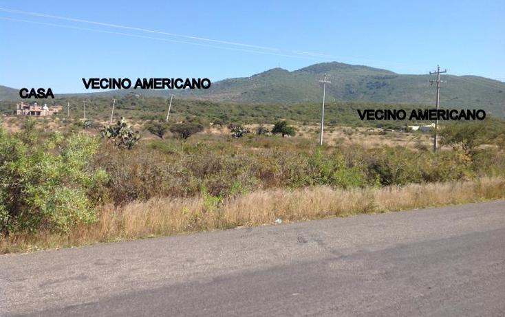 Foto de rancho en venta en  nonumber, jalpa, san miguel de allende, guanajuato, 1336149 No. 06