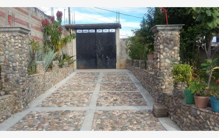 Foto de terreno habitacional en venta en  nonumber, jard?n, oaxaca de ju?rez, oaxaca, 1469509 No. 02