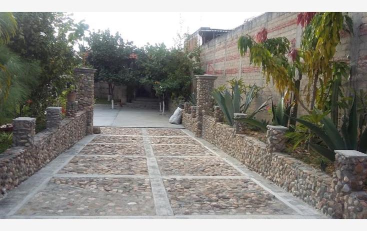 Foto de terreno habitacional en venta en  nonumber, jard?n, oaxaca de ju?rez, oaxaca, 1469509 No. 06
