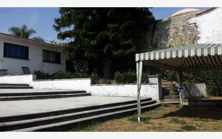 Foto de terreno habitacional en venta en  nonumber, jardines de reforma, cuernavaca, morelos, 720917 No. 03