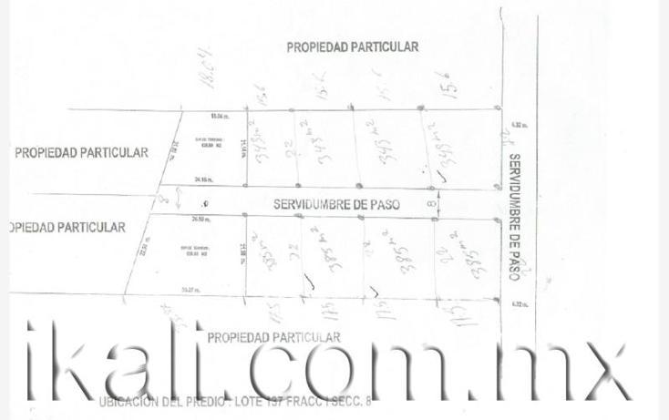 Foto de terreno habitacional en venta en  nonumber, jardines de tuxpan, tuxpan, veracruz de ignacio de la llave, 1230415 No. 18