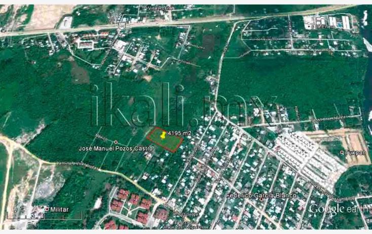 Foto de terreno habitacional en venta en  nonumber, juan lucas, tuxpan, veracruz de ignacio de la llave, 577702 No. 04