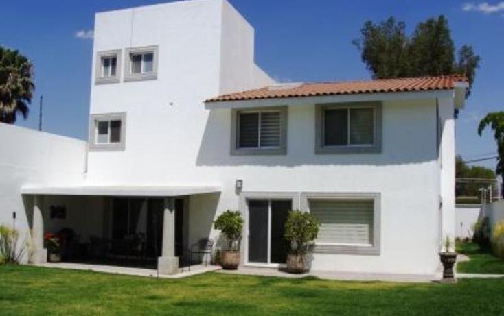 Foto de casa en venta en  nonumber, jurica, querétaro, querétaro, 589233 No. 01