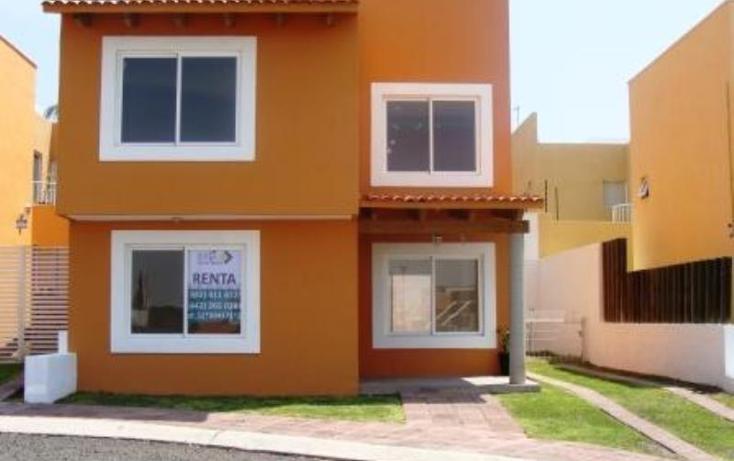 Foto de casa en renta en  nonumber, juriquilla, quer?taro, quer?taro, 884439 No. 01