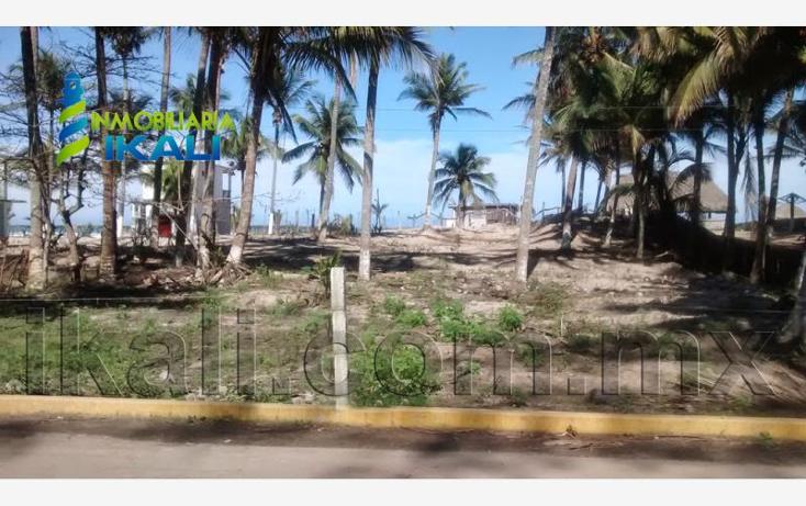 Foto de terreno habitacional en venta en  nonumber, la barra, tuxpan, veracruz de ignacio de la llave, 884521 No. 06