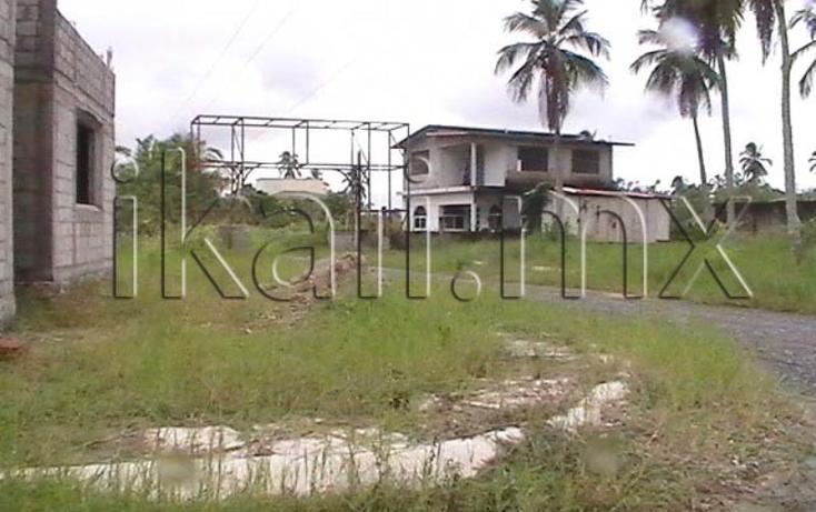 Foto de terreno habitacional en venta en  nonumber, la calzada, tuxpan, veracruz de ignacio de la llave, 1431679 No. 14