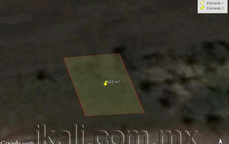 Foto de terreno habitacional en venta en  nonumber, la calzada, tuxpan, veracruz de ignacio de la llave, 1431679 No. 17