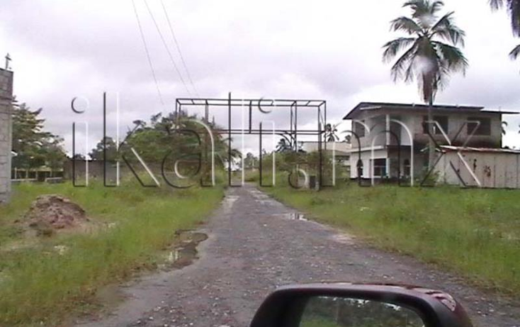 Foto de terreno habitacional en venta en  nonumber, la calzada, tuxpan, veracruz de ignacio de la llave, 1431679 No. 19