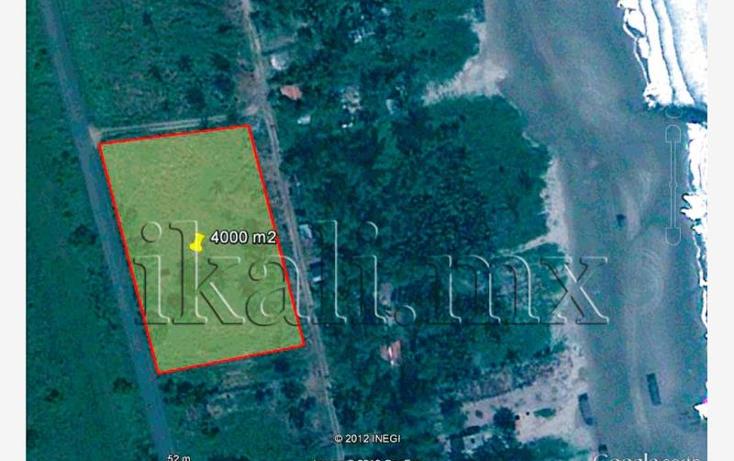 Foto de terreno habitacional en venta en  nonumber, la calzada, tuxpan, veracruz de ignacio de la llave, 572748 No. 06
