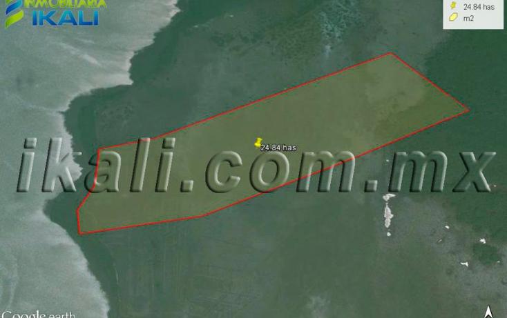 Foto de terreno industrial en venta en  nonumber, la calzada, tuxpan, veracruz de ignacio de la llave, 969019 No. 06
