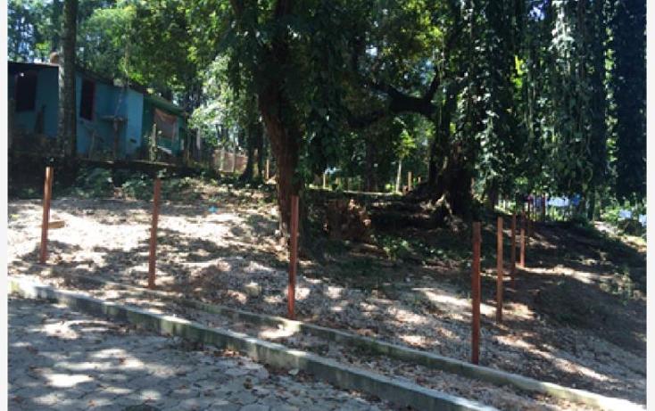 Foto de terreno habitacional en venta en  nonumber, la ca?ada, palenque, chiapas, 846059 No. 02