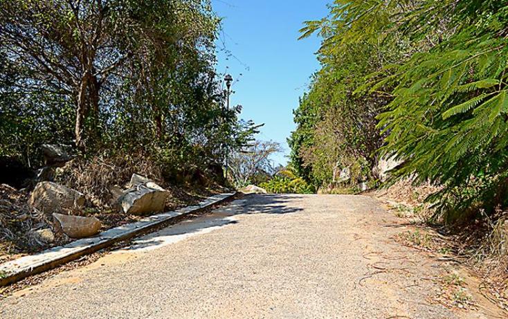 Foto de terreno habitacional en venta en  nonumber, la cima, acapulco de juárez, guerrero, 1377895 No. 03