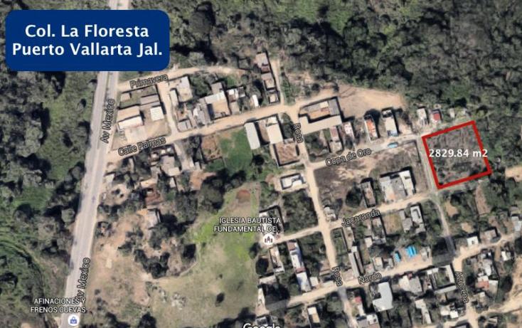 Foto de terreno habitacional en venta en  nonumber, la floresta, puerto vallarta, jalisco, 1990700 No. 04