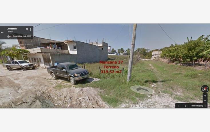 Foto de terreno habitacional en venta en  nonumber, la floresta, puerto vallarta, jalisco, 1998838 No. 01