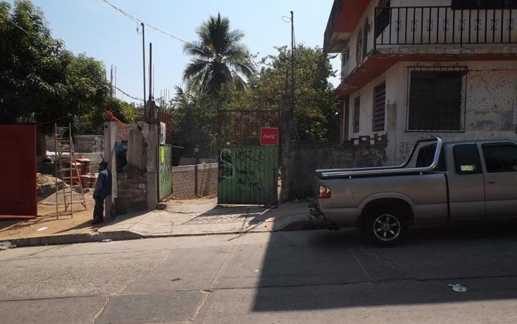 Foto de terreno habitacional en venta en  nonumber, la garita, acapulco de juárez, guerrero, 1817638 No. 01