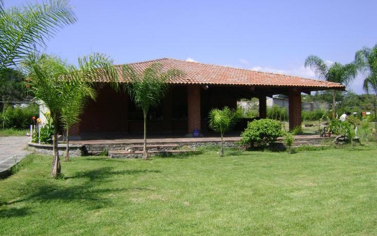 Foto de terreno habitacional en venta en  nonumber, la joya, jiutepec, morelos, 805853 No. 01