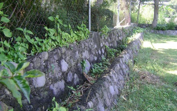 Foto de terreno habitacional en venta en  nonumber, la joya, jiutepec, morelos, 805853 No. 09