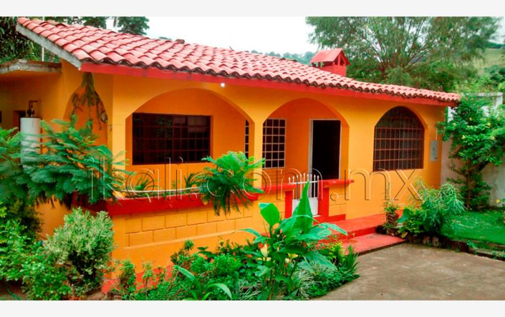 Foto de casa en venta en  nonumber, la laja, coatzintla, veracruz de ignacio de la llave, 1641140 No. 01