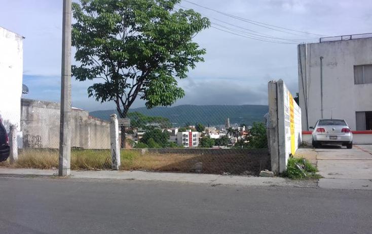 Foto de terreno habitacional en venta en  nonumber, la lomita, tuxtla guti?rrez, chiapas, 2043956 No. 02