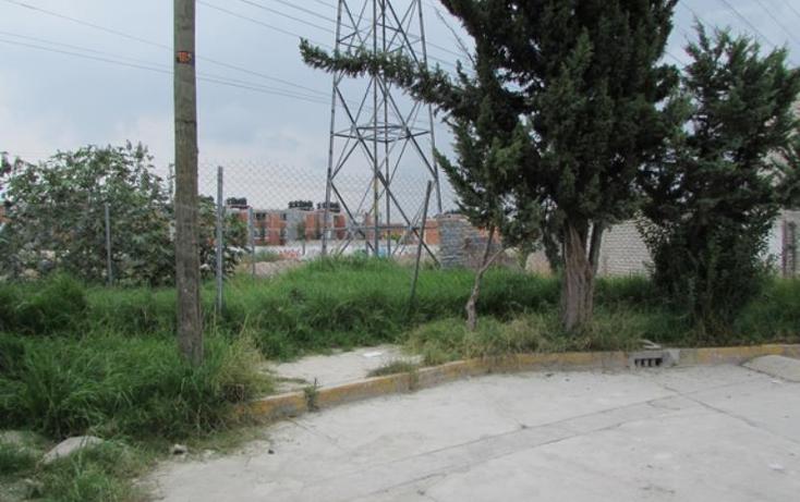 Foto de terreno habitacional en venta en  nonumber, la pur?sima, ecatepec de morelos, m?xico, 1403723 No. 04