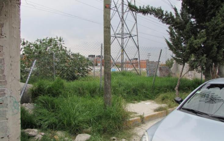 Foto de terreno habitacional en venta en  nonumber, la pur?sima, ecatepec de morelos, m?xico, 1403723 No. 05