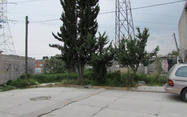 Foto de terreno habitacional en venta en  nonumber, la pur?sima, ecatepec de morelos, m?xico, 1403723 No. 09