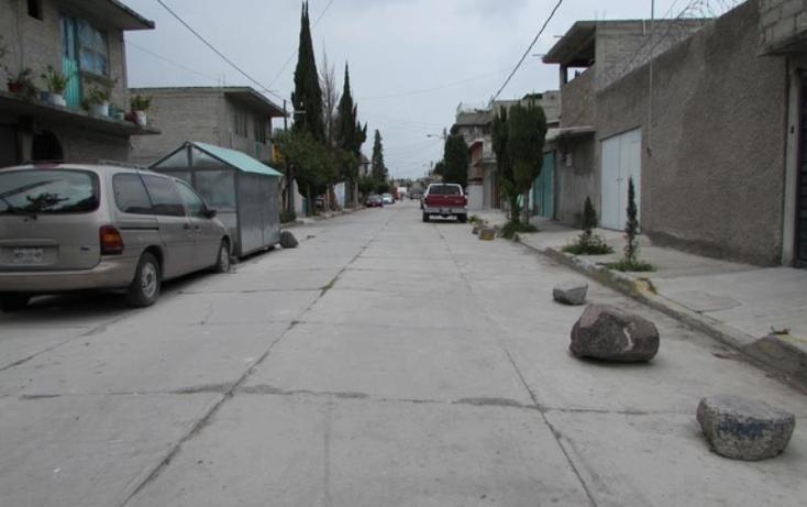 Foto de terreno habitacional en venta en  nonumber, la pur?sima, ecatepec de morelos, m?xico, 1403723 No. 10