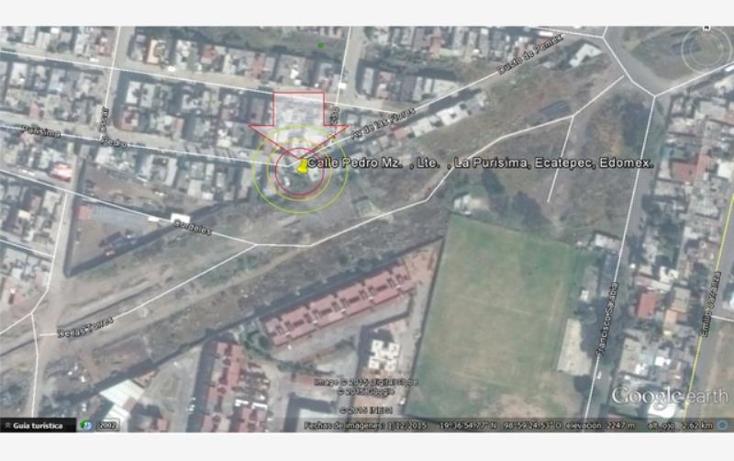Foto de terreno habitacional en venta en  nonumber, la pur?sima, ecatepec de morelos, m?xico, 1403723 No. 12