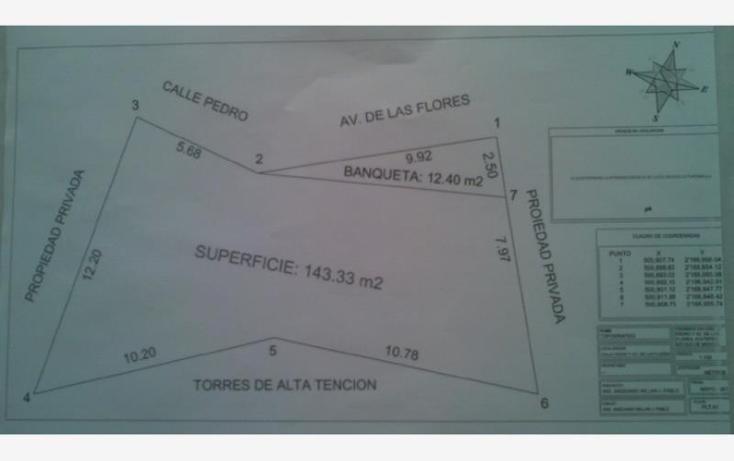 Foto de terreno habitacional en venta en  nonumber, la pur?sima, ecatepec de morelos, m?xico, 1403723 No. 13