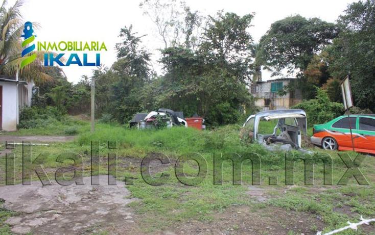 Foto de terreno comercial en renta en  nonumber, la rivera, tuxpan, veracruz de ignacio de la llave, 962955 No. 05