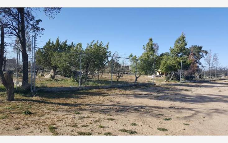 Foto de terreno habitacional en venta en  nonumber, la rumorosa, tecate, baja california, 1987536 No. 01