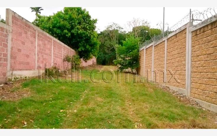 Foto de terreno habitacional en venta en  nonumber, la victoria, papantla, veracruz de ignacio de la llave, 1731006 No. 01