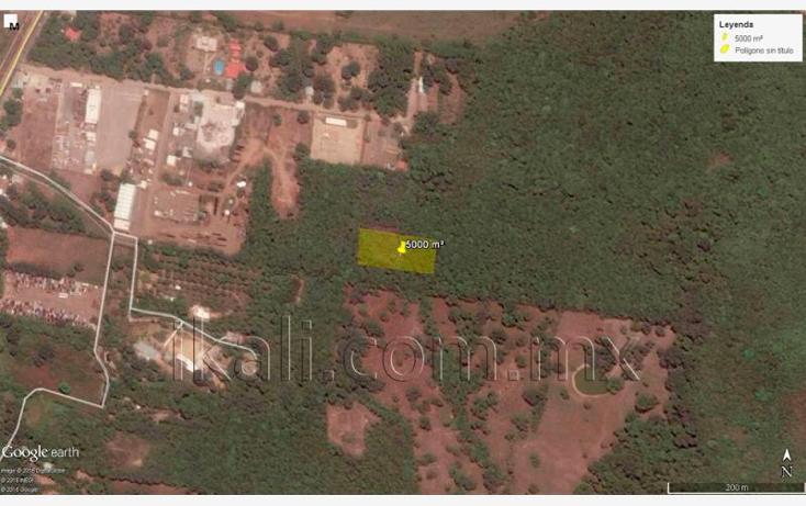 Foto de terreno habitacional en venta en  nonumber, la victoria, papantla, veracruz de ignacio de la llave, 1731006 No. 08