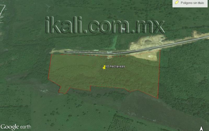 Foto de terreno industrial en venta en  nonumber, la victoria, tuxpan, veracruz de ignacio de la llave, 1225083 No. 02