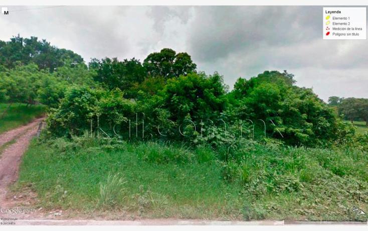 Foto de terreno habitacional en venta en  nonumber, la victoria, tuxpan, veracruz de ignacio de la llave, 1669132 No. 01