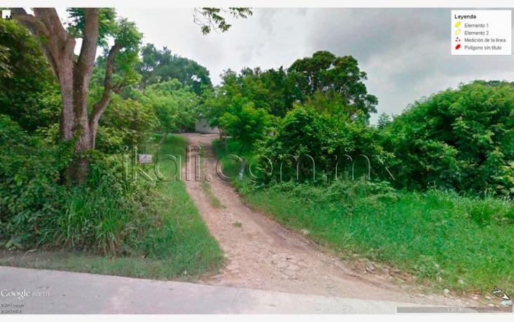 Foto de terreno habitacional en venta en  nonumber, la victoria, tuxpan, veracruz de ignacio de la llave, 1669132 No. 02