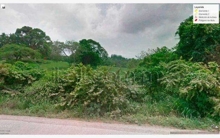 Foto de terreno habitacional en venta en  nonumber, la victoria, tuxpan, veracruz de ignacio de la llave, 1669132 No. 03