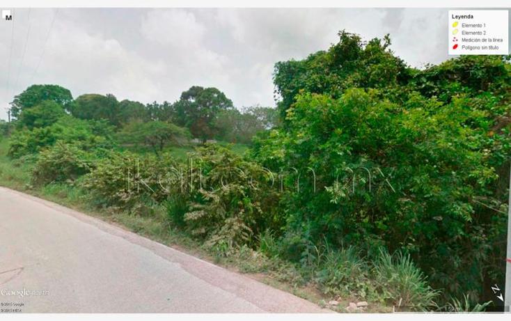 Foto de terreno habitacional en venta en  nonumber, la victoria, tuxpan, veracruz de ignacio de la llave, 1669132 No. 04