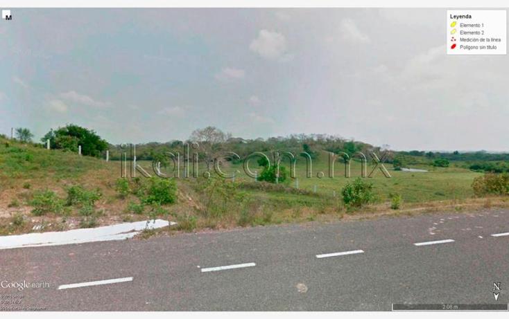 Foto de terreno habitacional en venta en  nonumber, la victoria, tuxpan, veracruz de ignacio de la llave, 1669132 No. 06