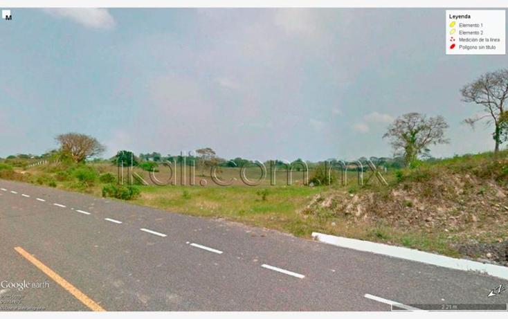 Foto de terreno habitacional en venta en  nonumber, la victoria, tuxpan, veracruz de ignacio de la llave, 1669132 No. 07